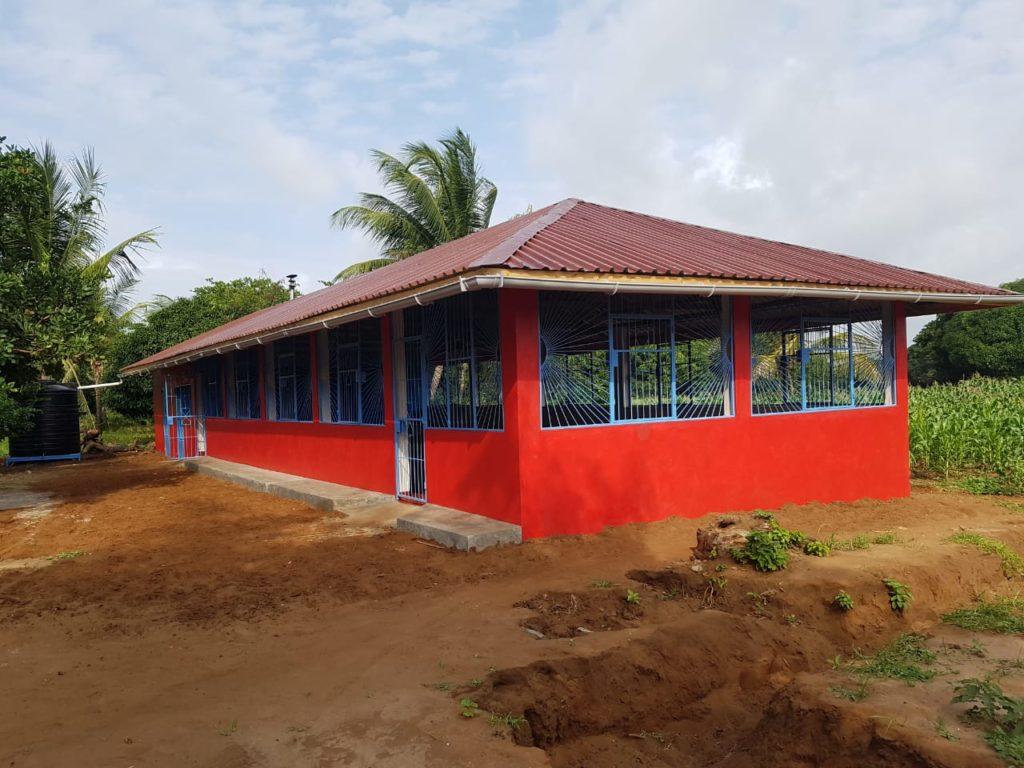 MAZAO - Refettorio scuola