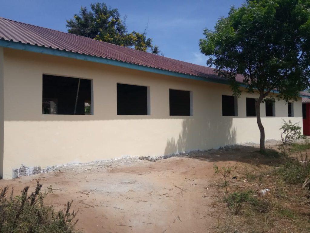 Costruzione UPENDO JUNIOR SCHOOL - Aggiornamento