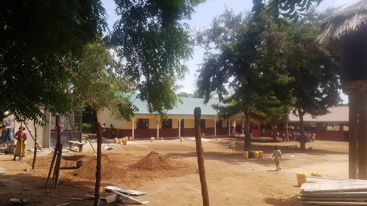 Panoramica UPENDO JUNIOR SCHOOL Progetto MAZAO